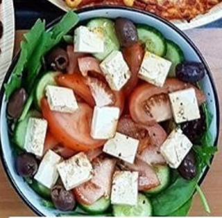 Greek Salad - AAA Pizza