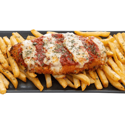 Parmigiana - AAA Pizza