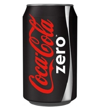 CAN Coke Zero - AAA Pizza