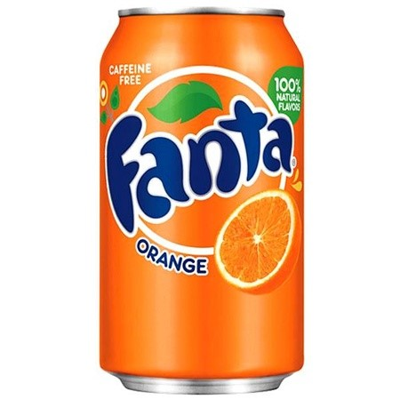 CAN Fanta - AAA Pizza