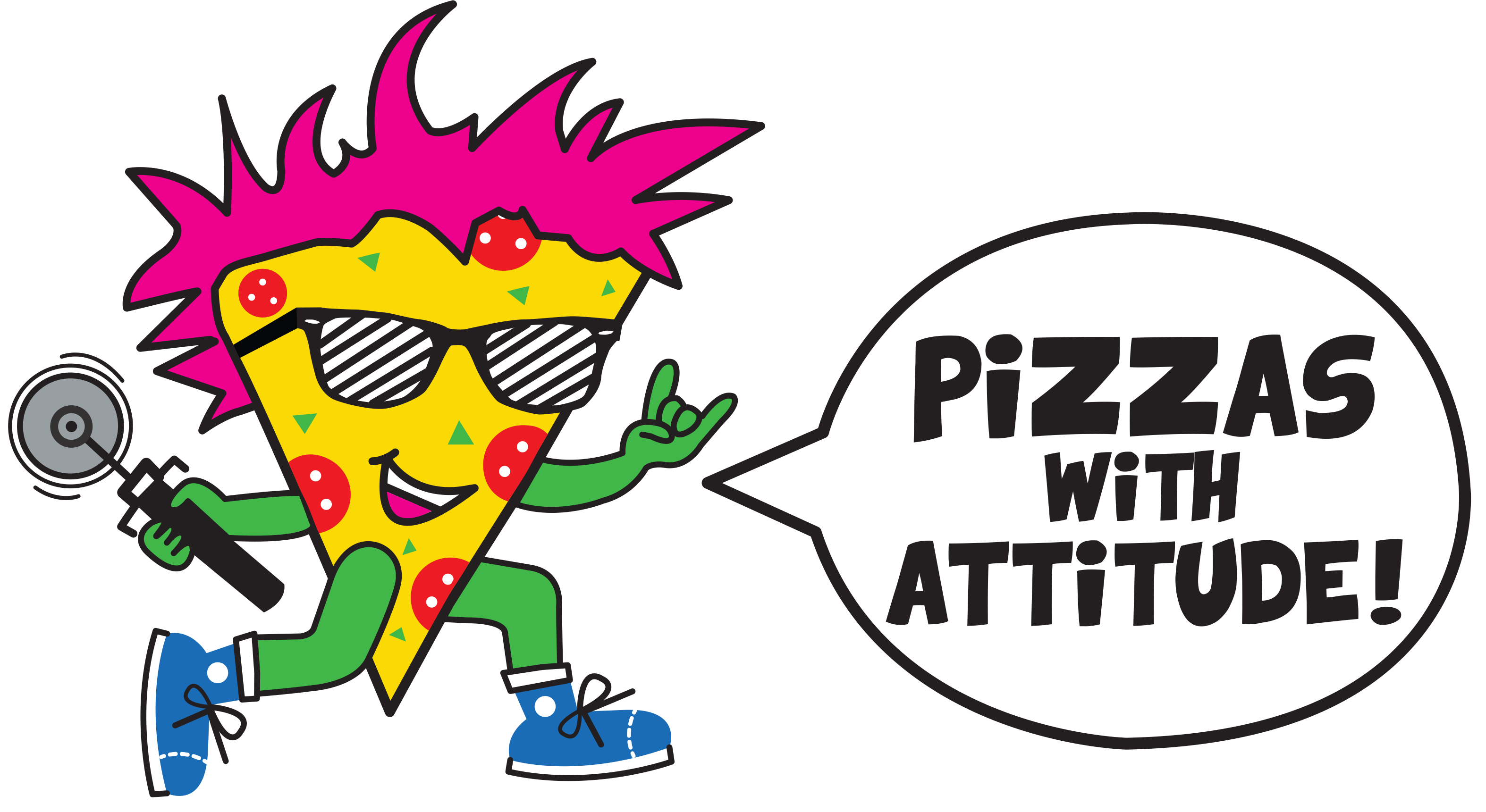 Pizzas with Attitude