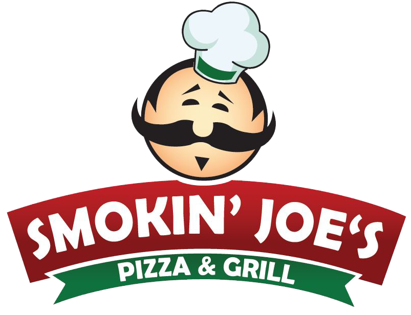 Smokin Joes Pizza Essendon Logo